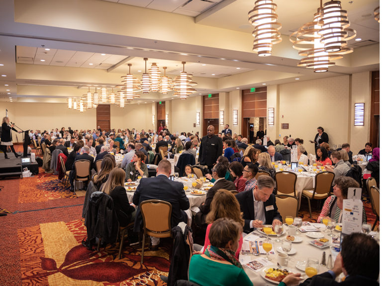 2019 Gold Star Breakfast at the Marriott